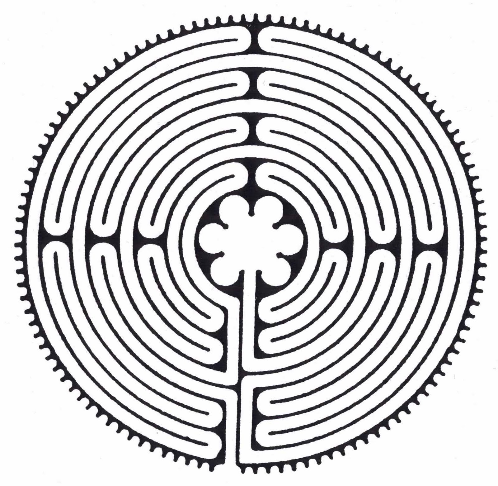 Symbols empathy empathic perspectives a labyrinth contains non verbal implicate geometric and numerological prompts that create a multi dimensional holographic field these unseen patterns are biocorpaavc
